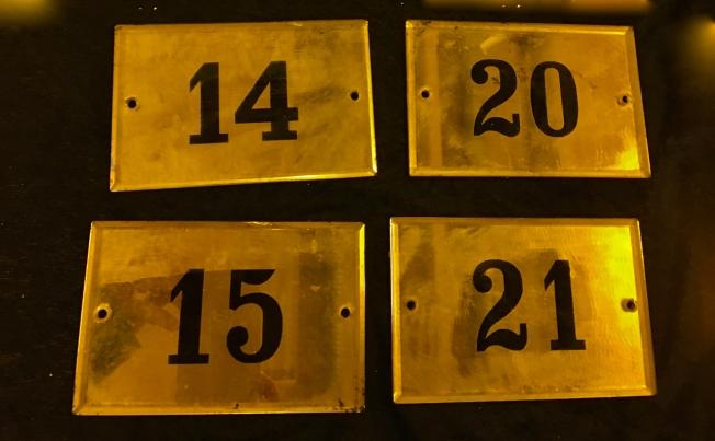 gullnummer