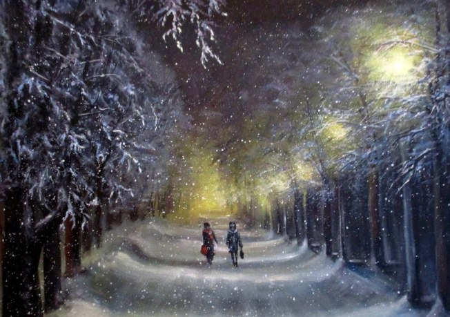vintertur